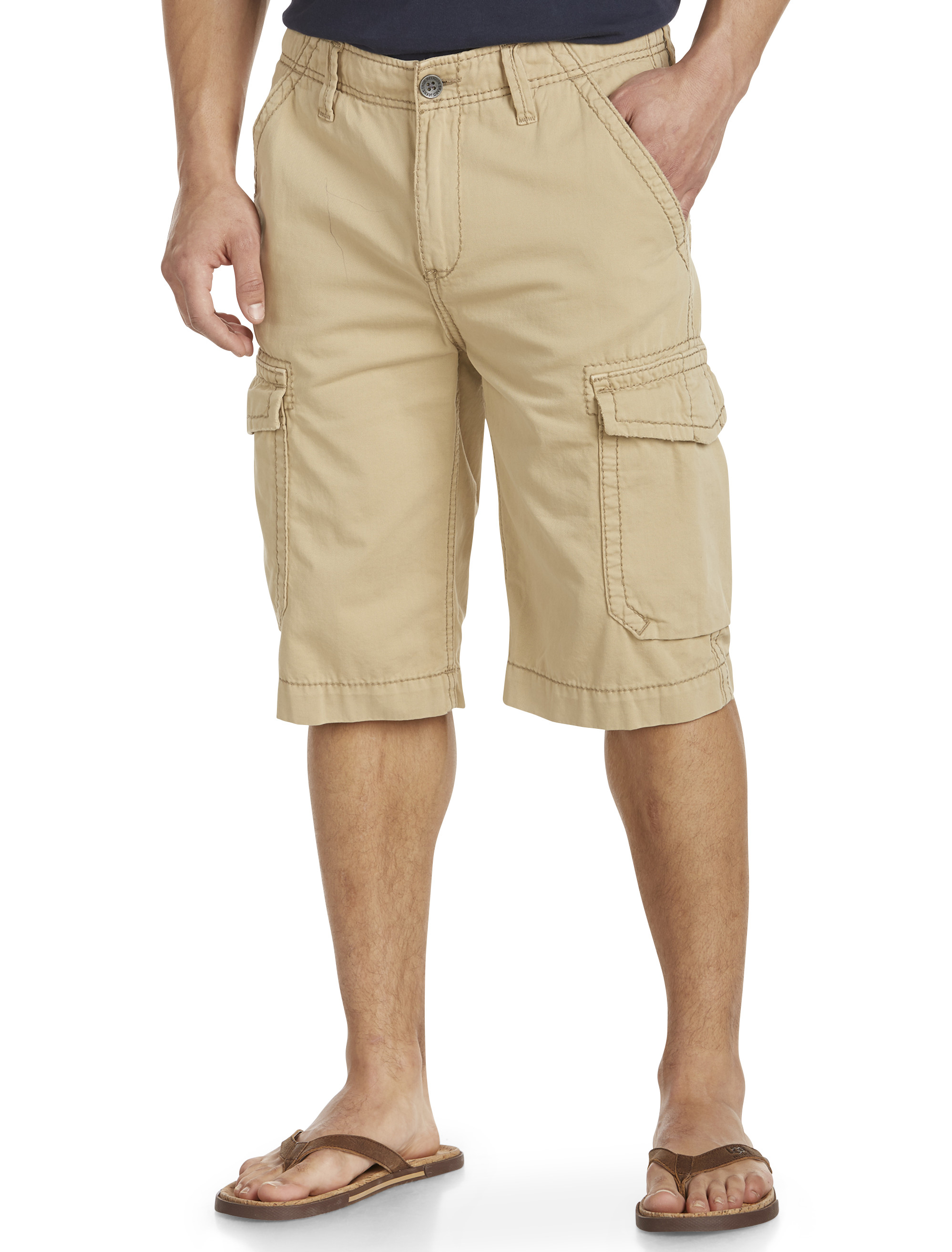 True Religion Trooper Cargo Shorts | Tuggl