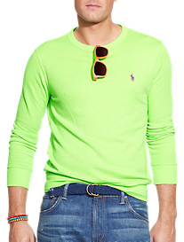 Polo Ralph Lauren® Terry Atlantic Crewneck Sweatshirt