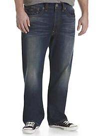 True Religion® Ricky Straight Jeans – Millworks Wash