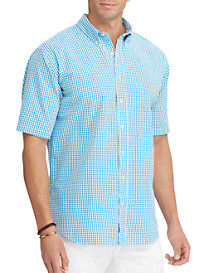 Polo Ralph Lauren® Gingham Seersucker Sport Shirt