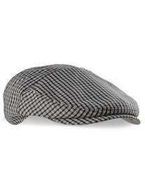 Henschel Check Driving Cap