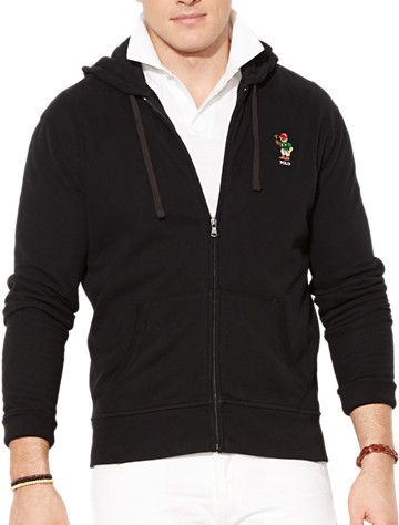 Polo Ralph Lauren® Polo Bear Full-Zip Hoodie | Fleece & Sweatshirts