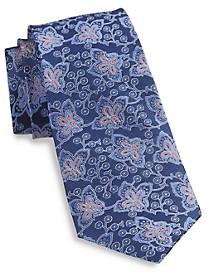 Rochester Paisley Silk Tie
