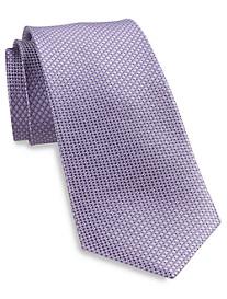 Rochester Small Neat Silk Tie