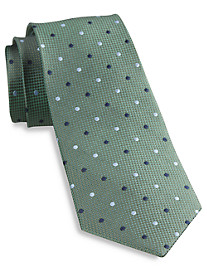 Rochester Dot Silk Tie