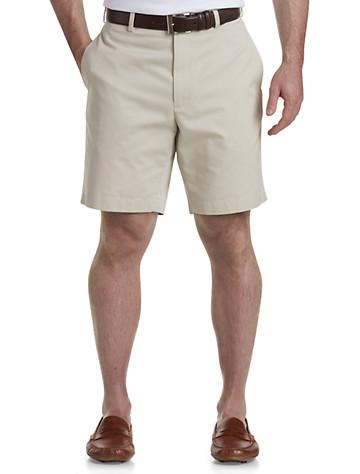 Brooks Brothers® Advantage Flat-Front Shorts