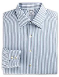 Brooks Brothers® Non-Iron Bengal Stripe Dress Shirt