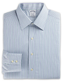 Brooks Brothers® Non-Iron Bengal Stripe Dress Shirt