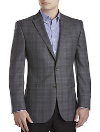 Jack Victor® Plaid Wool Sport Coat