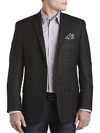 Michael Kors® Plaid Wool Sport Coat