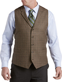 Ralph by Ralph Lauren Houndstooth Wool Vest