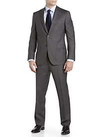 Jack Victor® Check Nested Wool Suit