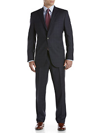 Jack Victor® Plaid Wool Nested Suit