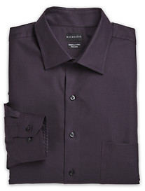 Rochester Non-Iron Textured Solid Dress Shirt
