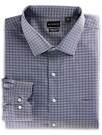 Rochester Non-Iron Textured Check Dress Shirt