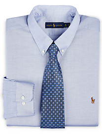 Polo Ralph Lauren® Pinpoint Oxford Dress Shirt