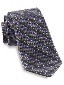 Robert Graham® Neat Stripe Silk Tie