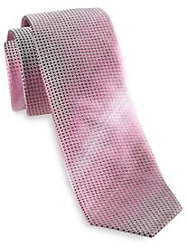 Andrew Fezza Small Ombré Neat Silk Tie