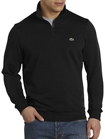 Lacoste® Half-Zip Interlock Pullover