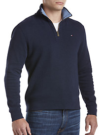 Tommy Hilfiger® Mill Quarter-Zip Pullover