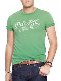 Polo Ralph Lauren® Logo Graphic Jersey Tee