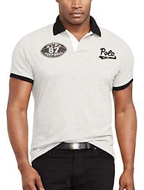 Polo Ralph Lauren® Football Varsity Mesh Polo