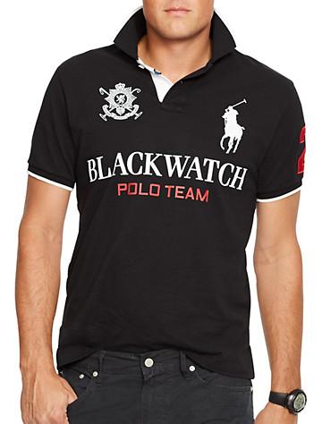 Polo Ralph Lauren? Black Watch Team Polo | Polos