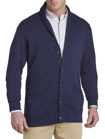 Polo Ralph Lauren® Beach Fleece Shawl-Collar Cardigan