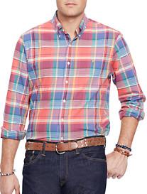 Polo Ralph Lauren® Bold Plaid Oxford Sport Shirt