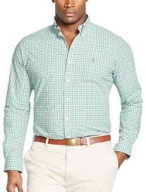 Polo Ralph Lauren® Poplin Check Sport Shirt