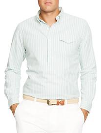 Polo Ralph Lauren® Bleecker Stripe Oxford Sport Shirt