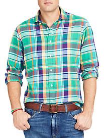 Polo Ralph Lauren® Plaid Twill Estate Sport Shirt