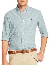 Polo Ralph Lauren® Gingham Twill Sport Shirt
