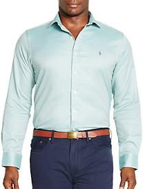 Polo Ralph Lauren® Solid Twill Estate Sport Shirt