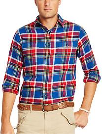 Polo Ralph Lauren® Plaid Twill Work Shirt