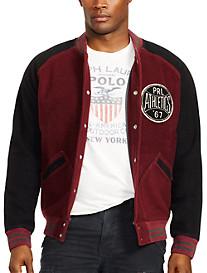 Polo Ralph Lauren® Varsity Fleece Baseball Jacket