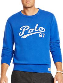 Polo Ralph Lauren® Polo '67 Fleece Crewneck Pullover