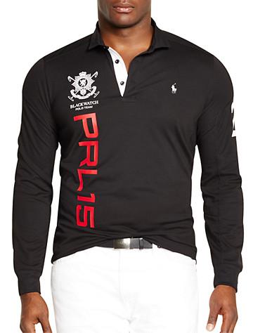 Polo Ralph Lauren® Black Watch Performance Mesh Shirt