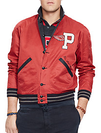 Polo Ralph Lauren® Reversible Varsity Baseball Jacket