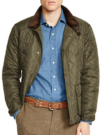 Polo Ralph Lauren® Cadwell Quilted Bomber Jacket