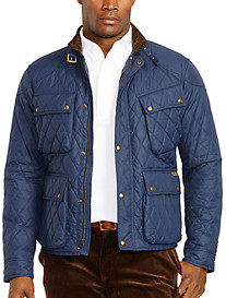 Polo Ralph Lauren® Southbury Quilted Bike Jacket