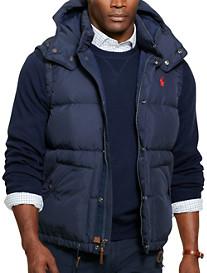 Polo Ralph Lauren® Elmwood Hooded Down Vest