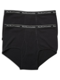 Polo Ralph Lauren® Mid-Rise Briefs (2 Pack)