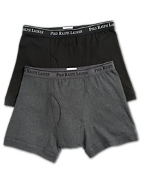 Polo Ralph Lauren® Boxer Briefs (2 Pack)