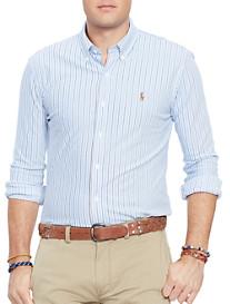 Polo Ralph Lauren® Stripe Knit Oxford Shirt