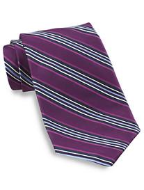 Robert Talbott Multi Stripe Silk Tie