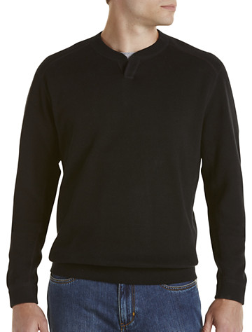 Tommy Bahama® Flip Side Twill Abaco Pullover