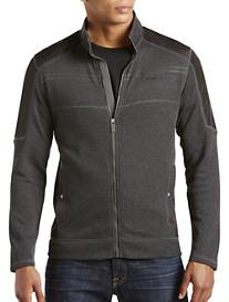 Calvin Klein Sport® Zip-Front Mockneck Jacket