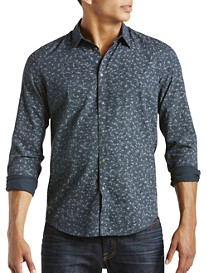 Calvin Klein Jeans® Floral-Print Sport Shirt