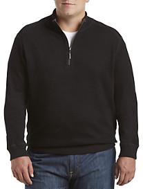 Rochester Reversible Quarter-Zip Pullover